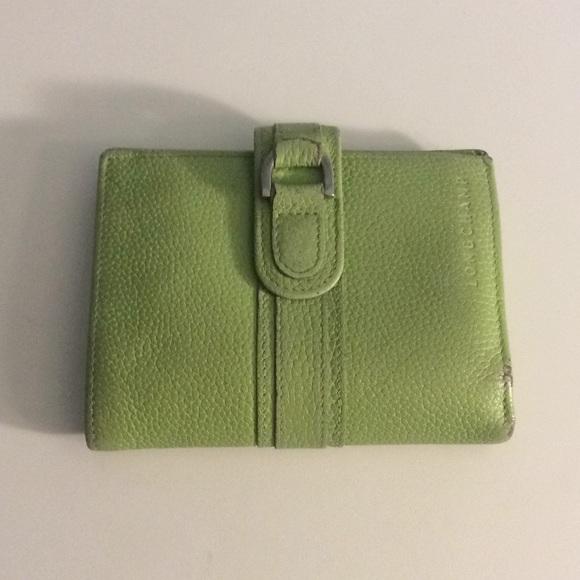 794c53c64c71 Longchamp Handbags - Longchamp Le Foulonne wallet